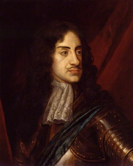 NPG 1313; King Charles II by Unknown artist