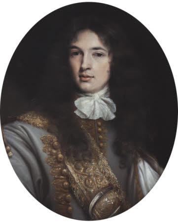George Vernon (1635-1702) by John Michael Wright (London 1617 - London 1694)