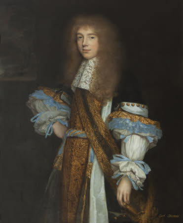 Joseph Michael Wright, Sir Robert Shirley, c.1671 (c) National Trust