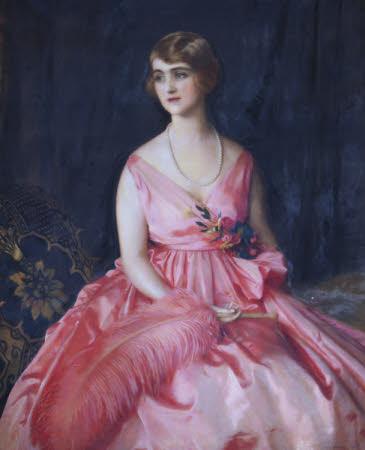 Violet Miriam Clay, Lady Vernon (1895-1978)by Frank Cadogan Cowper (Northamshire 1877 - Cirencester 1958)