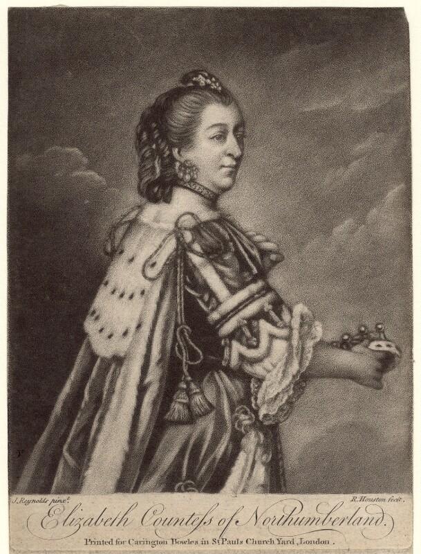 Elizabeth-Percy-ne-Seymour-Duchess-of-Northumberland
