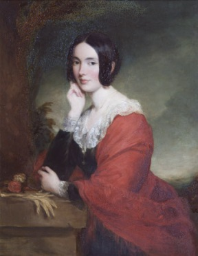 Lady Marian Margaret Compton, Viscountess Alford (1817-1888)by Sir Francis Grant PRA (Kilgraston 1803 - Melton Mowbray 1878)