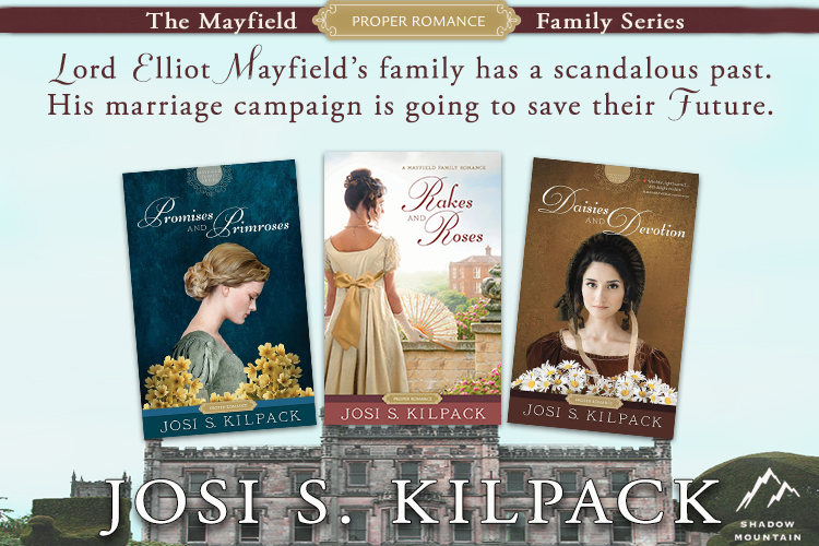 Mayfield Family Trilogy Graphic