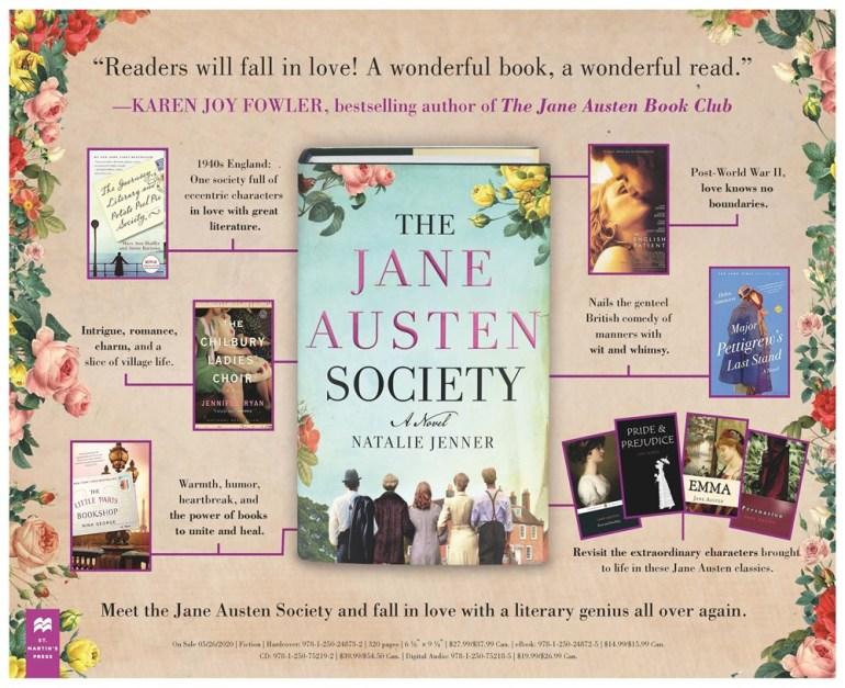 Meet The Jane Austen Society
